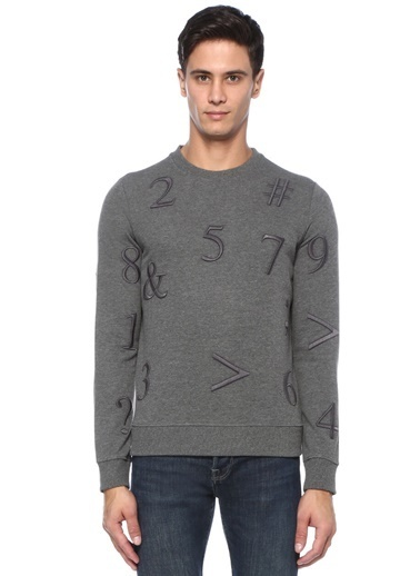 Beymen Club Sweatshirt Gri